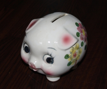 Japanese Piggy Bank